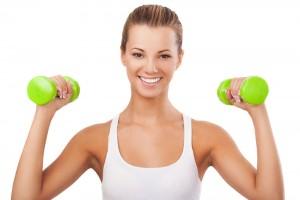 Fitness-mit-Kraftsport